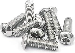 250, 5//16-24 x 2-1//4 Chrome Plated Steel Socket Cap Screws 5//16-24
