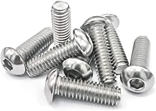 chrome socket head bolts