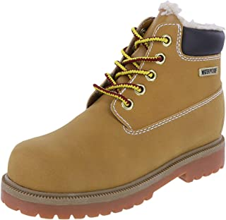 SmartFit Boys' Fleece Waterproof Boot