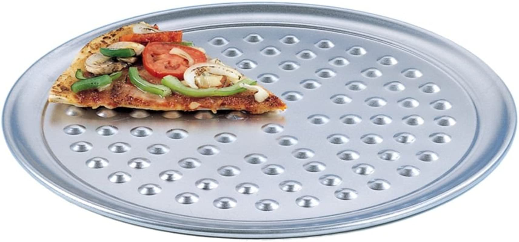 American Metalcraft N TP 18 Pizza Pan Aluminum 18 Outside Diam