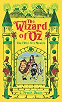 Wizard of Oz (Barnes & Noble Collectible Classics: Omnibus Edition): The First Five Novels (Barnes & Noble Leatherbound Classic Collection)