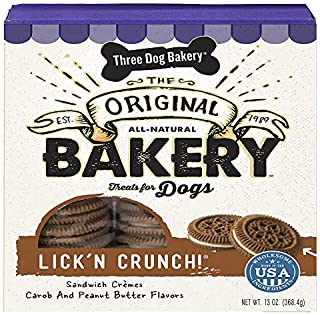 Bakery Crunch All natural Sandwich Cookie