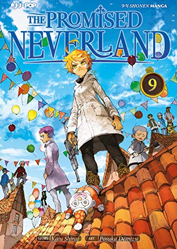 The promised Neverland (Vol. 9)
