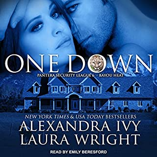 One Down audiobook cover art