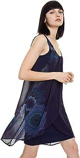 Desigual womens DRESS SEVILLA Dress