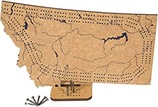 Best 5 track cribbage board Reviews