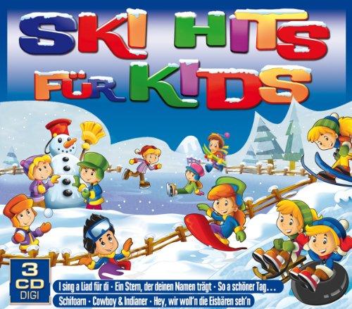 Ski Hits für Kids (inkl. I sing a Liad für di, Ein Stern der deinen Namen trägt, Schifoarn uvm.)