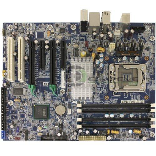 HP 461438-001 - HP Mainboard Motherboard z400 Workstation 1333MHz FSB LGA1366 So