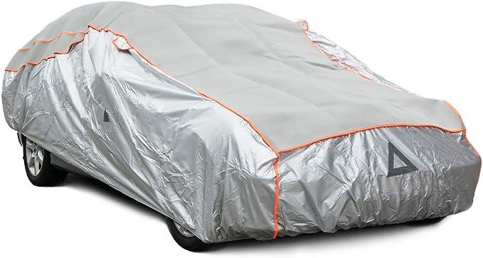 234 opinioni per Navaris Telo Copriauto Universale Anti-Grandine- Cover Auto 480x178x119cm