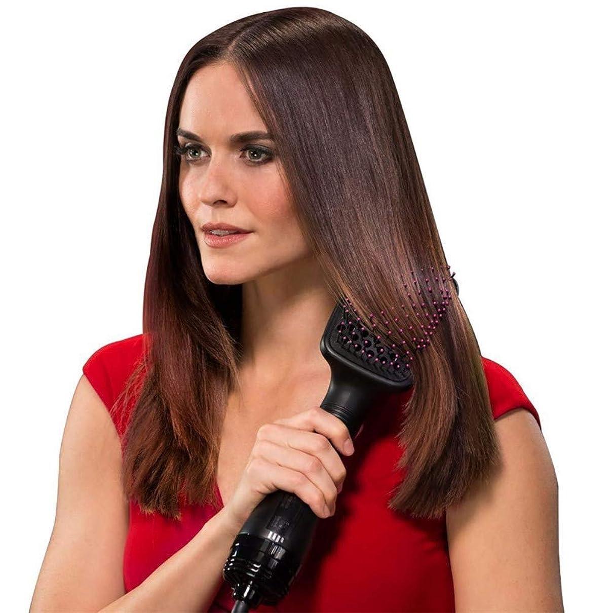 泣く配るカートリッジワンステップヘアドライヤーストレートヘアドライヤーパーマセラミックヘアードライヤーマイナスイオン低減ヘアピンすべての髪に適したやけど防止