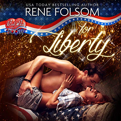 For Liberty audiobook cover art