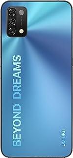 UMIDIGI A11(4 + 128GB)スマートフォン本体 Android 11 simフリースマホ本体 6.53 HD+フルスクリーン1600 x 720 SIMフリー デュアルSIM(4G)3眼カメラ16MP+8MP+5MP 大容量51...