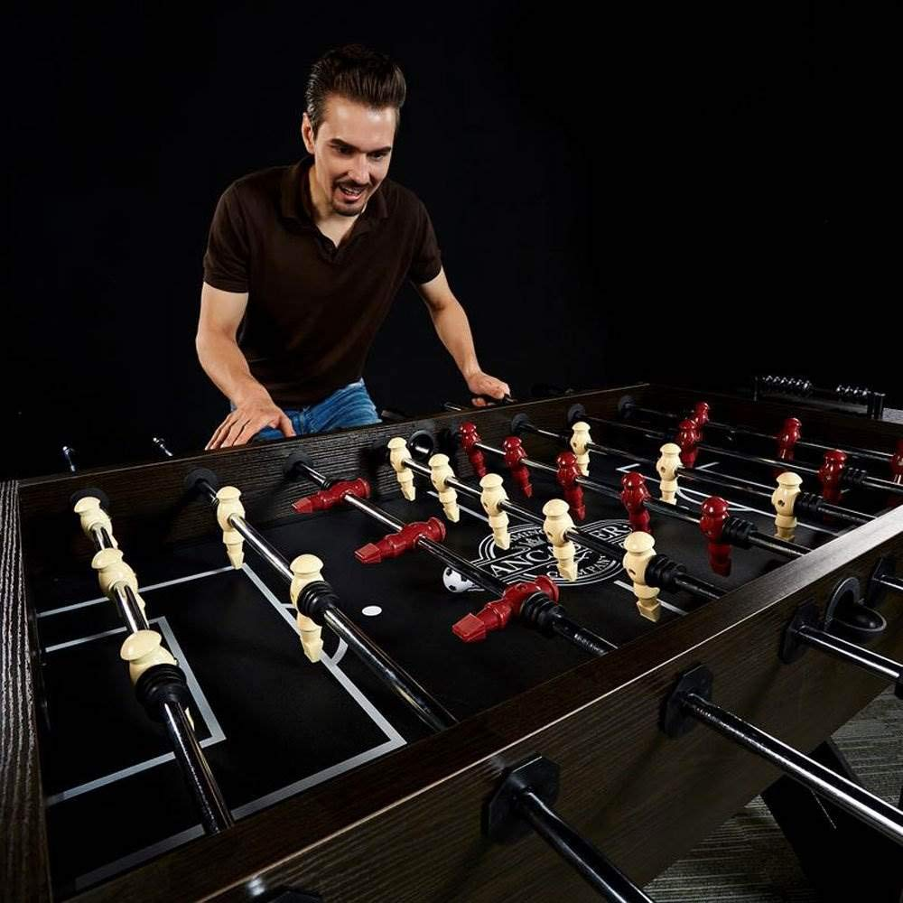 Lancaster Gaming Company York Mesa de futbolín de 142 cm ...