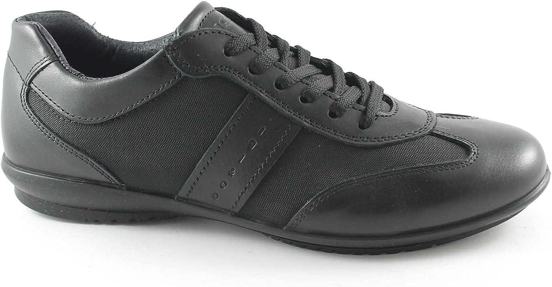 IGI & CO 56691 Black Sport Man shoes Stylish Laces