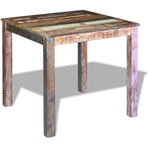 Reclaimed Wood Kitchen and Dining Tables: Amazon.com