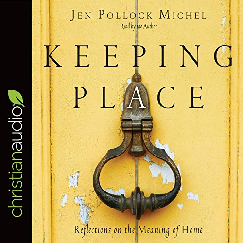 Keeping Place audiobook cover art