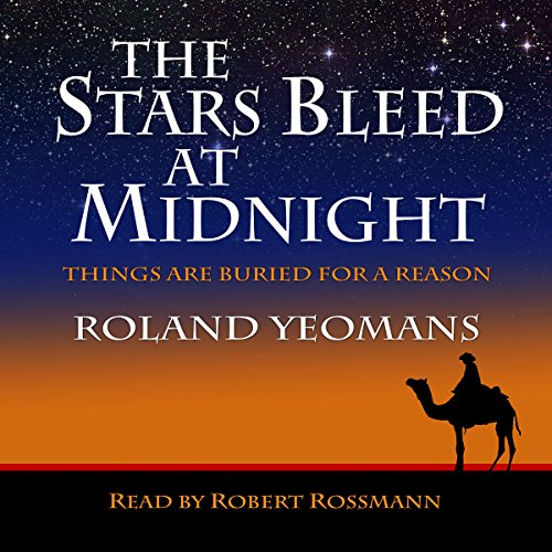 The Stars Bleed at Midnight audiobook cover art