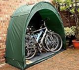 GFKD Tente de vélo, vélo Durable Weatherproof Couverture vélo de Stockage Housse de Protection Shed Tente pour Le Jardin extérieur Accueil Abri