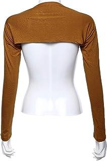 Women Long Sleeve Shawl Arm Cover/Shrug/Wrap Sun Protection Sleeve