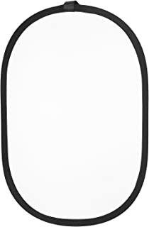 Neewer Photography Studio Lighting Reflector Pop-out Foldable Soft Diffuser Disc Panel with Carrying Case for Studio and Outdoor Portrait, Product Photography,Video Shooting (23.6 x 35.4 inches)