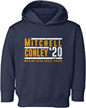 KING THREADS Utah Basketball Fans Mike - Donovan 2020 Kids Hoodie Toddler Sweatshirt