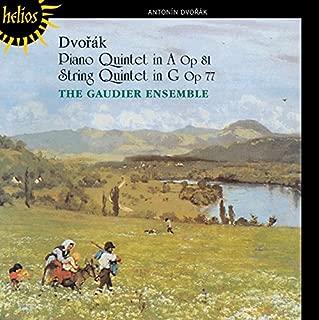 Dvorak: Piano Quintet Op.81, String Quintet in G Major Op.77