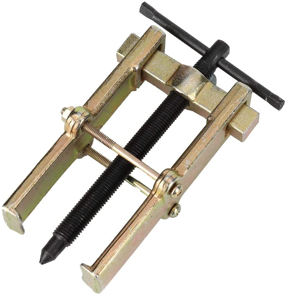 Two Jaw Gear Puller 3.9In Bearing A surprise price is realized Bolt Pulle Wheel Arm Free shipping