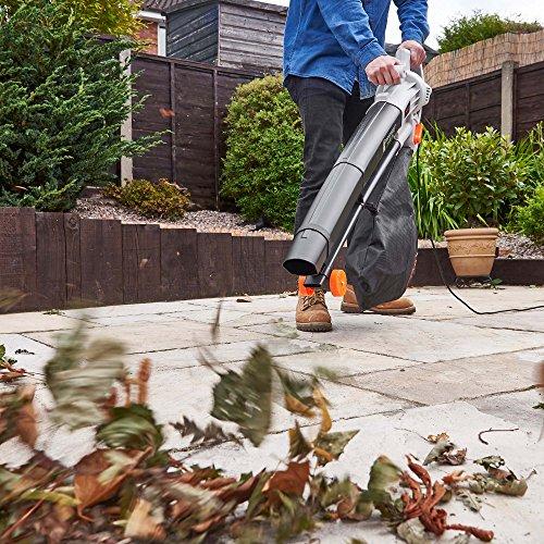 VonHaus 3 in 1 Leaf Blower - 3000W Garden Vacuum & Mulcher Review