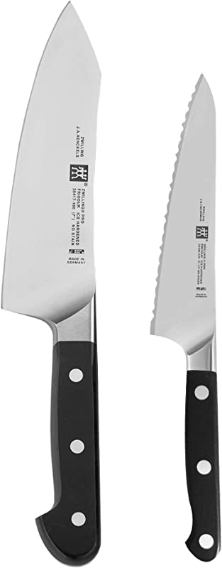ZWILLING Pro 2 Pc Essentials Knife Set