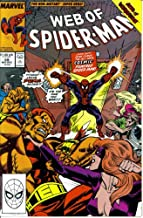 Web of Spider-Man #59 : With Great Power (Acts of Vengeance - Marvel Comics)