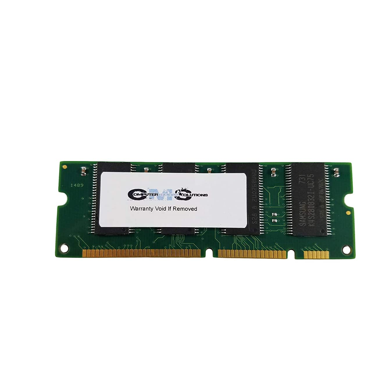 128Mb 100Pin Memory Ram Compatible with Hp Laserjet 1320 4100, 4200, 4300, 5100, 9000, 23 BY CMS B98