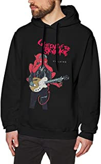 DeclanI Queens of The Stone Age Villains Mens Hoodies Sweater Black
