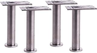 IKEA - CAPITA Leg, Stainless Steel 6 1/4-6 3/4