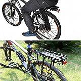 Imported Racks Bike Luggage Bicycle Accessories Equipment MTB Bike Carrier Rack Seat Post