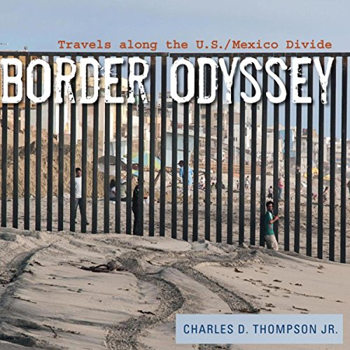 Border Odyssey audiobook cover art