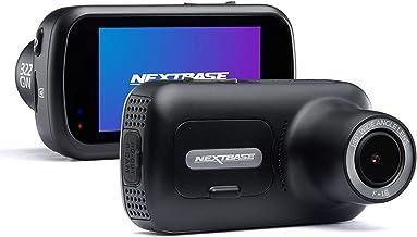 Nextbase Dash Cam 322GW + PNY Elite-X 32GB U3 microSDHC Card (Bundle)