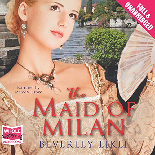 The Maid of Milan cover art