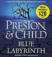 Blue Labyrinth (Agent Pendergast Series, 14)