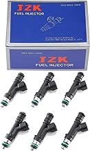 JZK Fuel Injectors 6pcs/Set 0280158020 0280158119 04861667AA 812-1113162389 for Chrysler Dodge Jeep Ram 3.7L V6