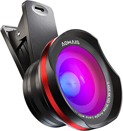 Phone Camera Lens, AOMAIS Pro Camera Lens Kit Compatible...