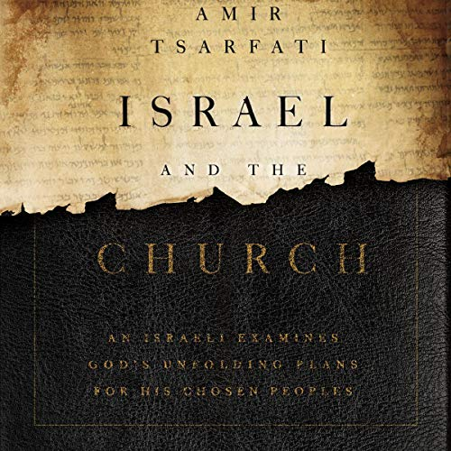 Israel and the Church cover art