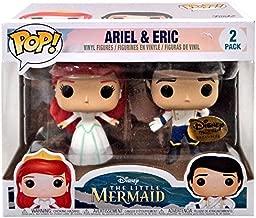 Funko Disney Treasures Exclusive POPs-The Little Mermaid-ARIEL & ERIC 2-Pack
