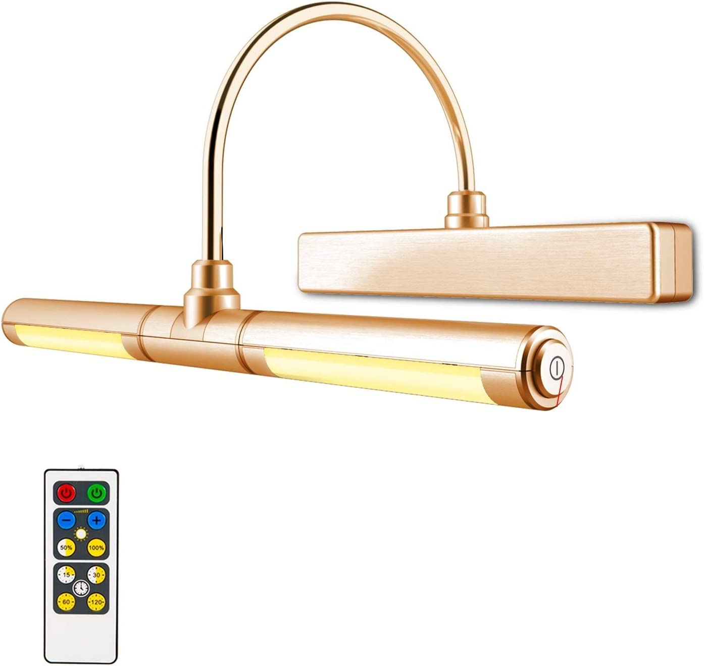 Shop LUXSWAY Wireless Picture Light from Amazon on Openhaus