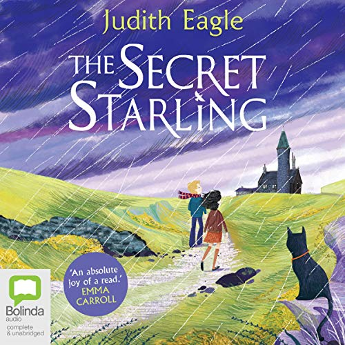 The Secret Starling cover art
