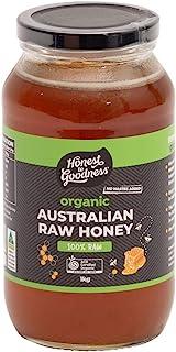 Honest to Goodness Organic Raw Honey - Australian, 1kg