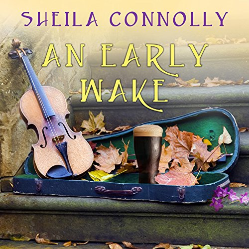 An Early Wake audiobook cover art