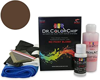 Dr. ColorChip Mini Cooper S Clubman Automobile Paint - Hot Chocolate Metallic A88 - Squirt-n-Squeegee Kit