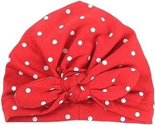Fashband Maman et moi Bandeaux Imprim/é /Élastique Turban Bandeaux Lapin Oreille B/éb/é Fille Cheveux bandes Bow Head wraps rouge