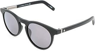 f9b9de041e Montblanc Mont Blanc Gafas de Sol, Negro (Black), 51.0 Unisex Adulto