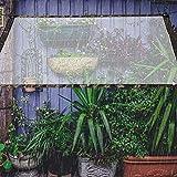 LYYK Lona Impermeable Transparente Multiusos 4x8m 140g/m², 100% Impermeable,...